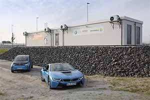 Bosch Car battery project