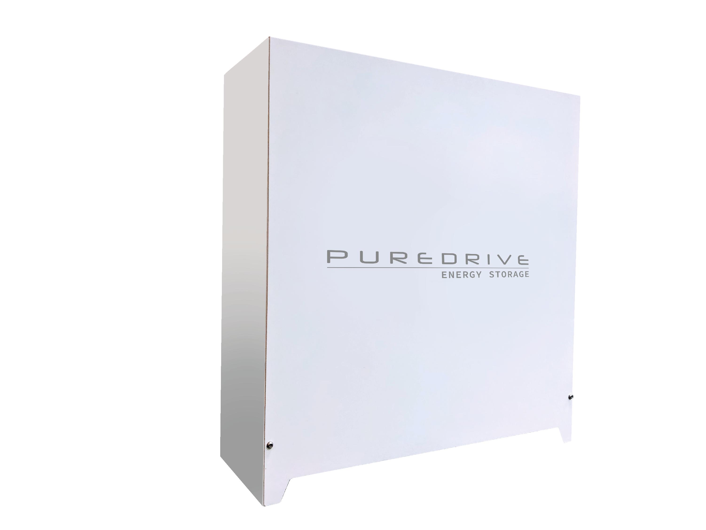British Smart Battery System Manufacturer Puredrive Energy